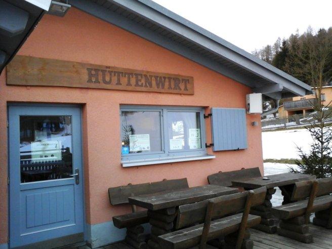 Huette in Schoeneck