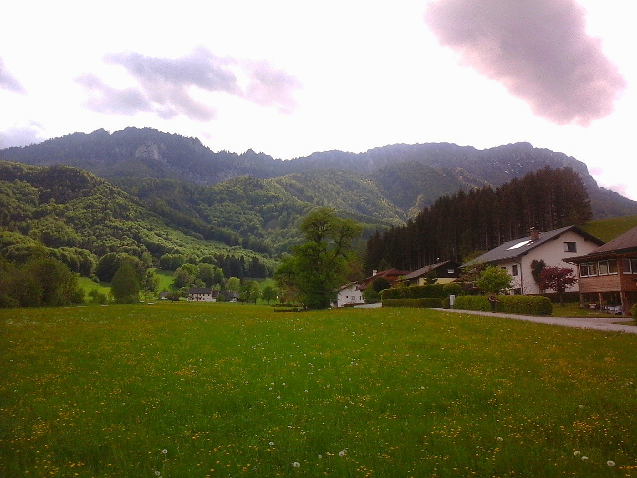 Micheldorf Steyermark Ortsteil Schoen